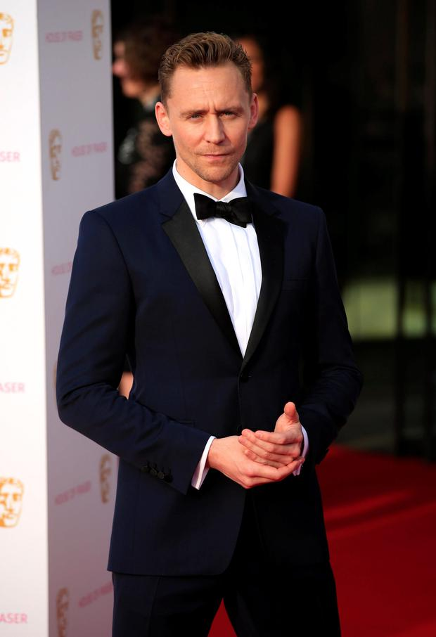 Tom Hiddleston. Coral has suspended betting on who will be named the next James Bond after a large bet was placed on the British actor.
