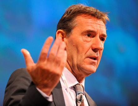 Jim O'Neill, who has said that tackling antimicrobial resistance (AMR) is