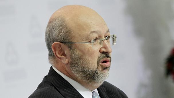 The OSCE's Lamberto Zannier says there must be agreement on all sides