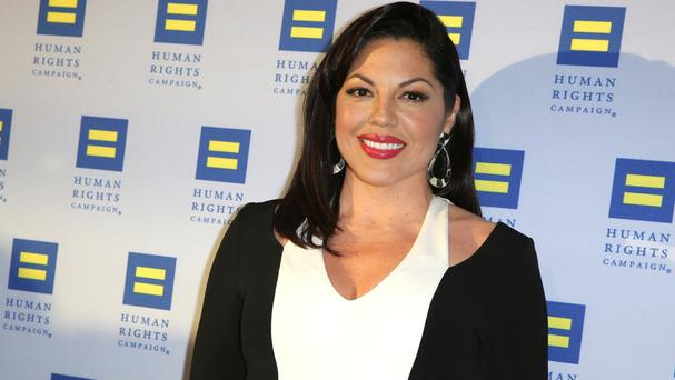 Sara Ramirez played Grey's Anatomy surgeon Callie Torres for 10 years (Invision/AP)