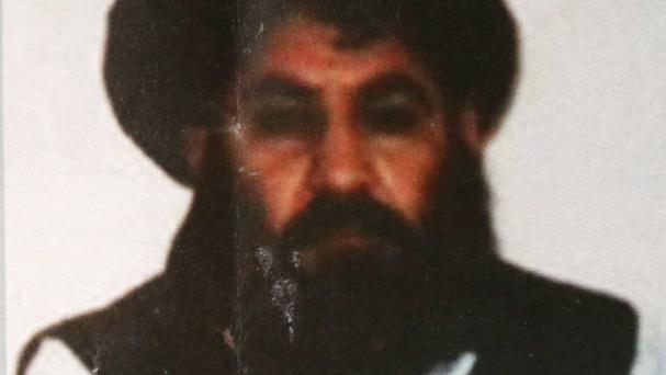 Taliban leader Mullah Mansour has been killed in a US air strike (AP)
