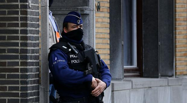 Police in Belgium have arrested four people suspect of being Islamic State recruiters