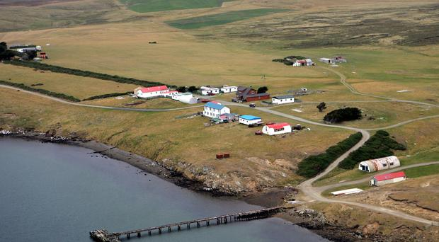 The disputed territory of the Falklands is regularly raised by Argentina at the UN