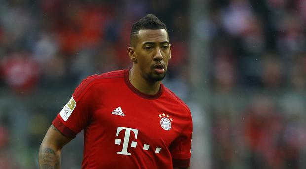 Manchester United considering move for Jerome Boateng as Jose Mourinho targets alternatives to Toby Alderweireld