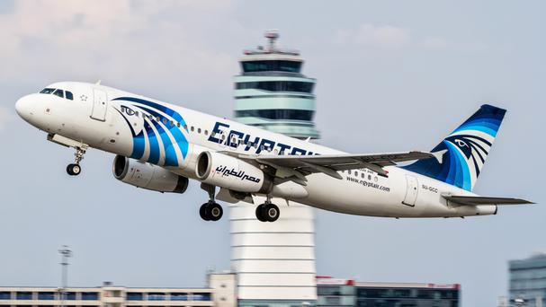 Egypt's Civil Aviation Ministry said a ship has picked up signals presumed to be from black boxes of the EgyptAir Airbus A320 (AP)