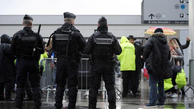 The Paris police chief wants more security staff to protect fans at Euro2016