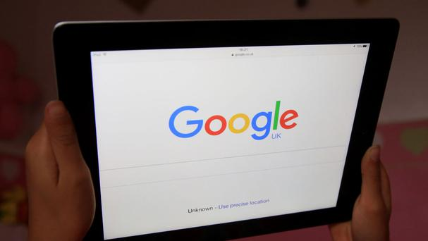 Justices let stand a lower court ruling that said the lawsuit representing hundreds of thousands of advertisers using Google's AdWords program could go forward