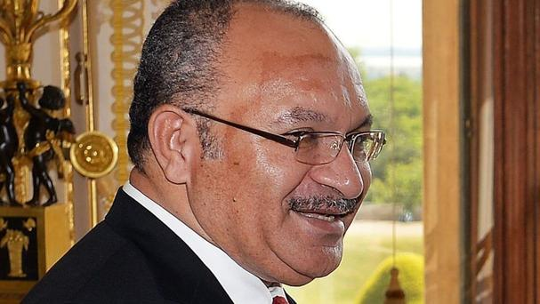 Students in the South Pacific nation have been demanding for weeks that Prime Minister Peter O'Neill resign