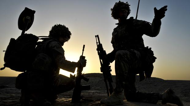 Members of the American and French military have been advising forces fighting IS in northern Syria