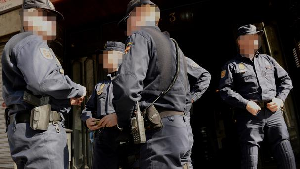 Spanish police arrested nine people in Pamplona on sex trafficking charges and liberated four exploited women