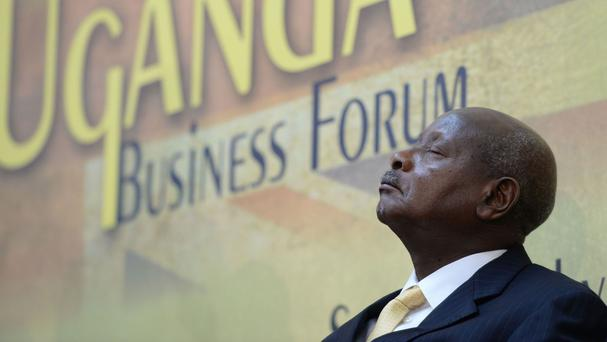 Yoweri Museveni has ruled Uganda since 1986