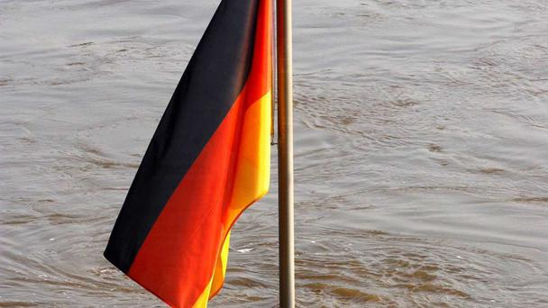 A 40m section of the bridge collapsed in southern Germany, police said