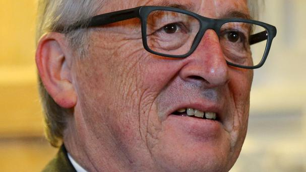 Jean-Claude Juncker said the EU needs to engage with Russia