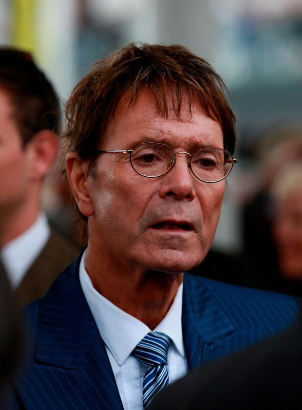 Cliff Richard: wants complete review of police procedures. Photo: PA