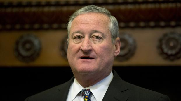 Jim Kenney sold the council on a plan to spend most of the new tax revenue next year on nurseries, community schools and recreation centres (AP)