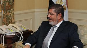 Mohamed Morsi was ousted in 2013