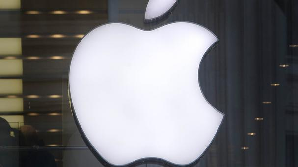 In April, billionaire Carl Icahn sold out of his position in Apple because of concerns about the company's relationship with China (Stock picture)