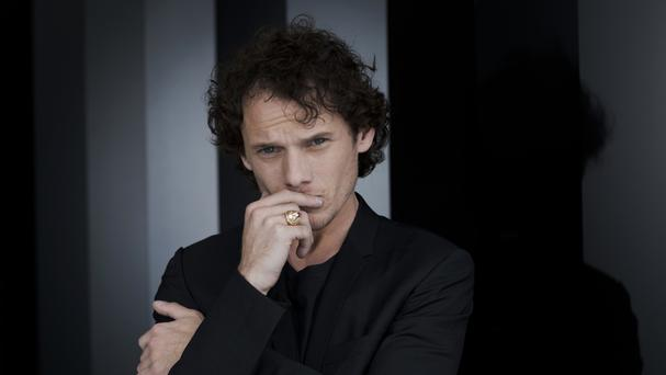 Yelchin was a rising star, best-known for playing Chekov in the rebooted Star Trek movies (AP)