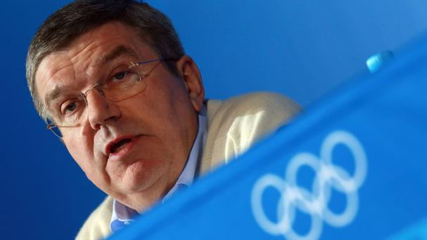 IOC president Thomas Bach convened a special Olympic summit