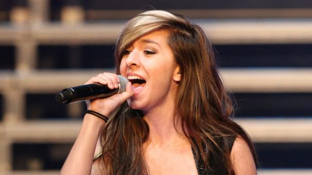 Christina Grimmie was shot dead in Orlando pm June 10. She was 22. (AP)