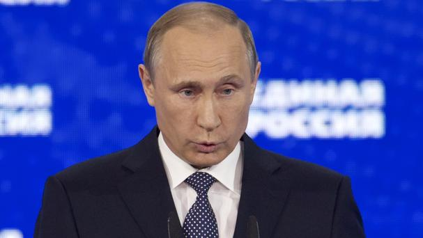 A spokesman for Russian President Vladimir Putin said the rift with Turkey will not be resolved overnight despite Ankara's apology for the downing of a Russian military jet last year (AP)