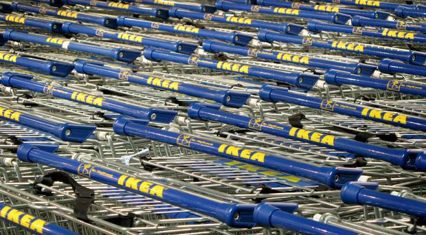 The US Consumer Product Safety Commission said the Ikea units are unstable if they are not secured to a wall