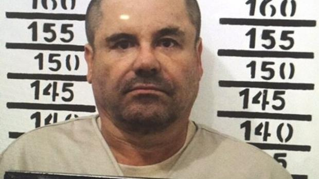 Mexico's most wanted drug lord, Joaquin 'El Chapo' Guzman (AP)