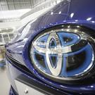 Toyota is recalling 1.43 million vehicles for defective air bags (AP)