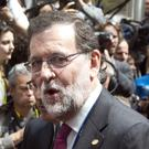 Mariano Rajoy won the re-run Spanish election on Sunday, but did not secure a majority in parliament (AP)
