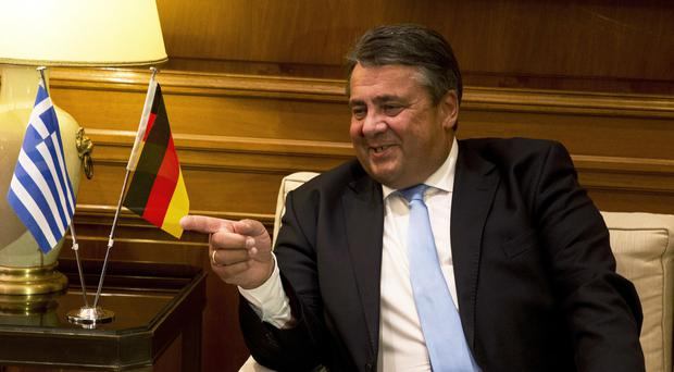 German vice-chancellor Sigmar Gabriel hailed Britain's young voters who supported Remain (AP)
