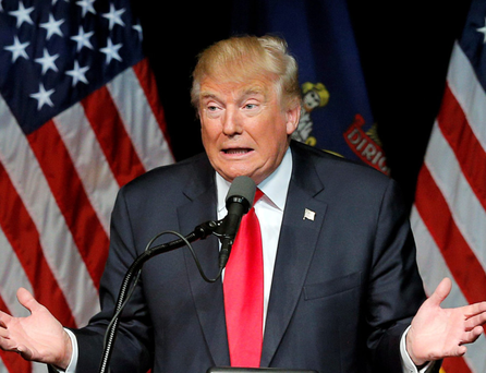 Donald Trump said the course taught wealth-creating ideas. Photo: Reuters