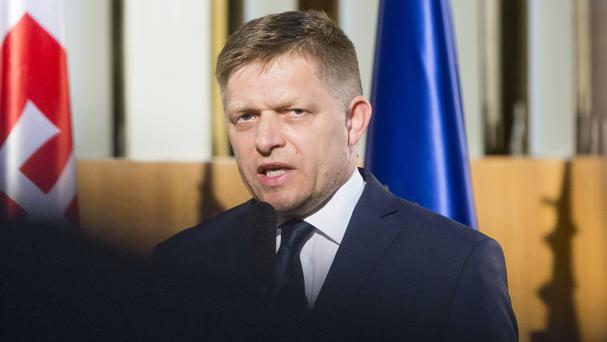 Slovakia's prime minister Robert Fico says EU big beasts must listen to all nations in the bloc (AP)