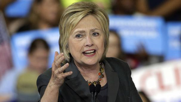 The FBI interviewed Hillary Clinton for more than three hours (AP)