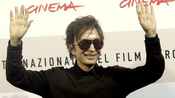 Director Michael Cimino at the Rome Film Festival in 2008 (AP)