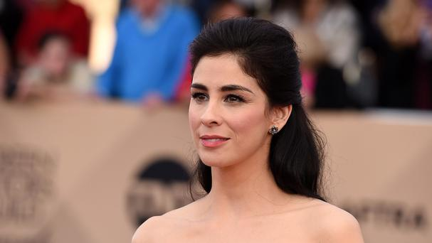 Sarah Silverman has said she is