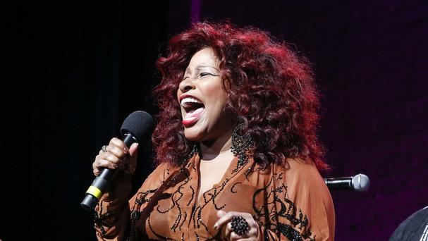 Chaka Khan and her sister have both entered a drug rehabilitation programme (AP)
