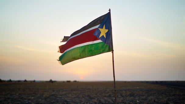 There has been renewed fighting in South Sudan