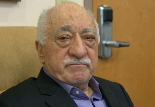 US-based cleric Fetullah Gulen