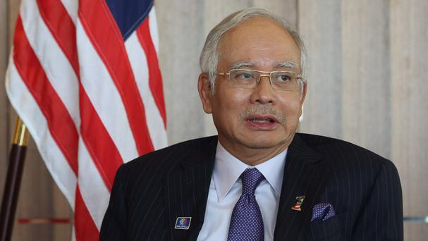 The fund was created in 2009 by Najib Razak shortly after he took office to promote economic development projects