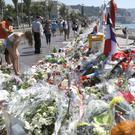 The attack took place on Bastille Day on the Promenade des Anglais in Nice (AP)