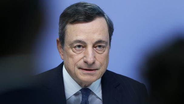 President of the European Central Bank Mario Draghi said the bank is monitoring any fallout from the Brexit vote (AP)