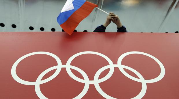 A ban on Russia's track and field athletes competing in Rio has been upheld (AP)
