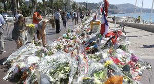 The Nice attack took place on Bastille Day on the Promenade des Anglais in Nice (AP)