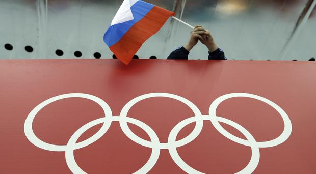 Russia's track and field athletes have already been banned by the IAAF (AP)