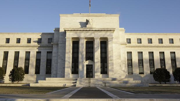 The US Federal Reserve is all but certain to keep interest rates on hold this Wednesday. Photo: PA