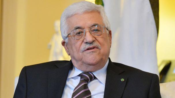 Palestinian president Mahmoud Abbas says he will sue Great Britain in an international court over the 1917 Balfour Declaration and its support for a Jewish national home in the Holy Land