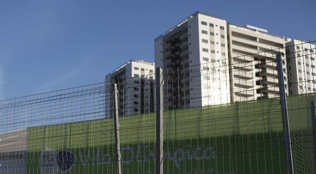 The Olympic team of Belarus said the athletes' village in Rio de Janeiro has no hot water and a failing sewage system (AP)
