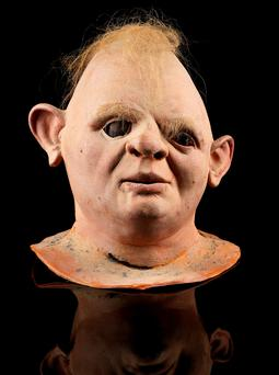 The Sloth mask from 'The Goonies'