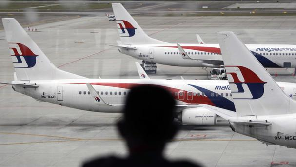 Pilot Malaysia Airlines Flight 370 had an Indian Ocean course plotted on his personal simulator (AP)