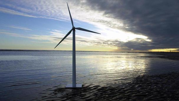 Airsynergy says this is one of the cheapest sources of reliable, independent power on the planet, and makes wind energy economical on 80pc of the world's land mass.